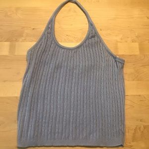 Tops - Weathervane Juniors Cable Knit Tank